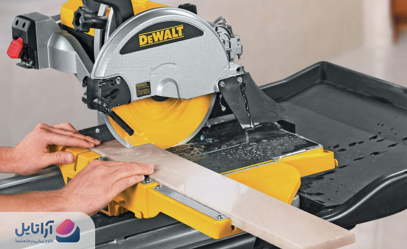 ابزارآلات نصب کاشی و سرامیک