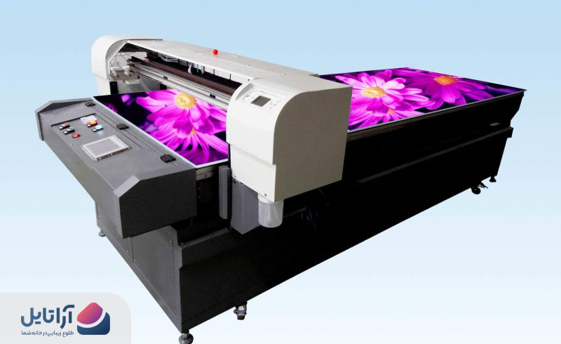 روش های چاپ بر روی کاشی
